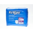 FitRight Protect Extra Protective Underwear ( Medium - XL, Case or Bag)