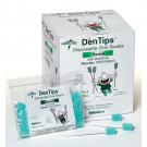 Dentips Treated Disposable Oral Swabs (Case of 500)